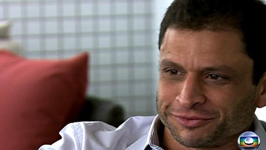 Fantástico apresenta confissões de um corrupto em entrevista exclusiva
