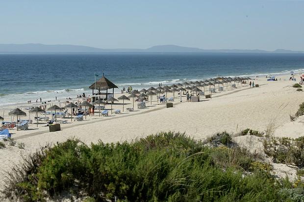 Praia da Comporta (Foto: divulgação)