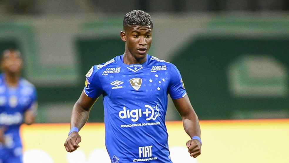 Orejuela está emprestado ao Cruzeiro — Foto: Renato Pizzutto/BP Filmes