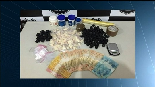 Motorista é preso suspeito de traficar drogas em ambulância, em Goiás