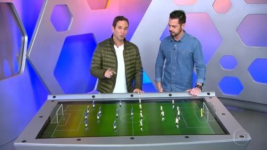 Mesa tática: Caio Ribeiro mostra como o Corinthians pode voltar a fazer gols