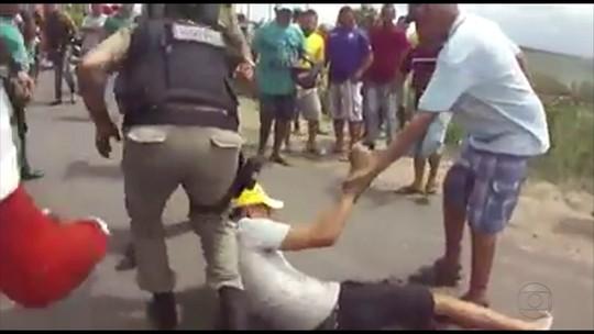 Resultado de imagem para Polícia pede mais prazo para concluir inquérito sobre morte de jovem que levou tiro de borracha de PM