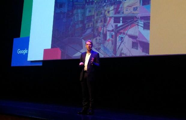 Allan Thygesen, presidente do Google Américas (Foto: Filipe Oliveira)