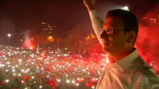 Candidatos do presidente da Turquia perdem nas três maiores cidades do país