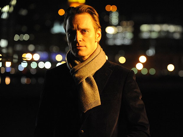 O ator Michael Fassbender em cena do filme 'Shame' (2011) (Foto: Kobal/The Picture Desk/AFP)