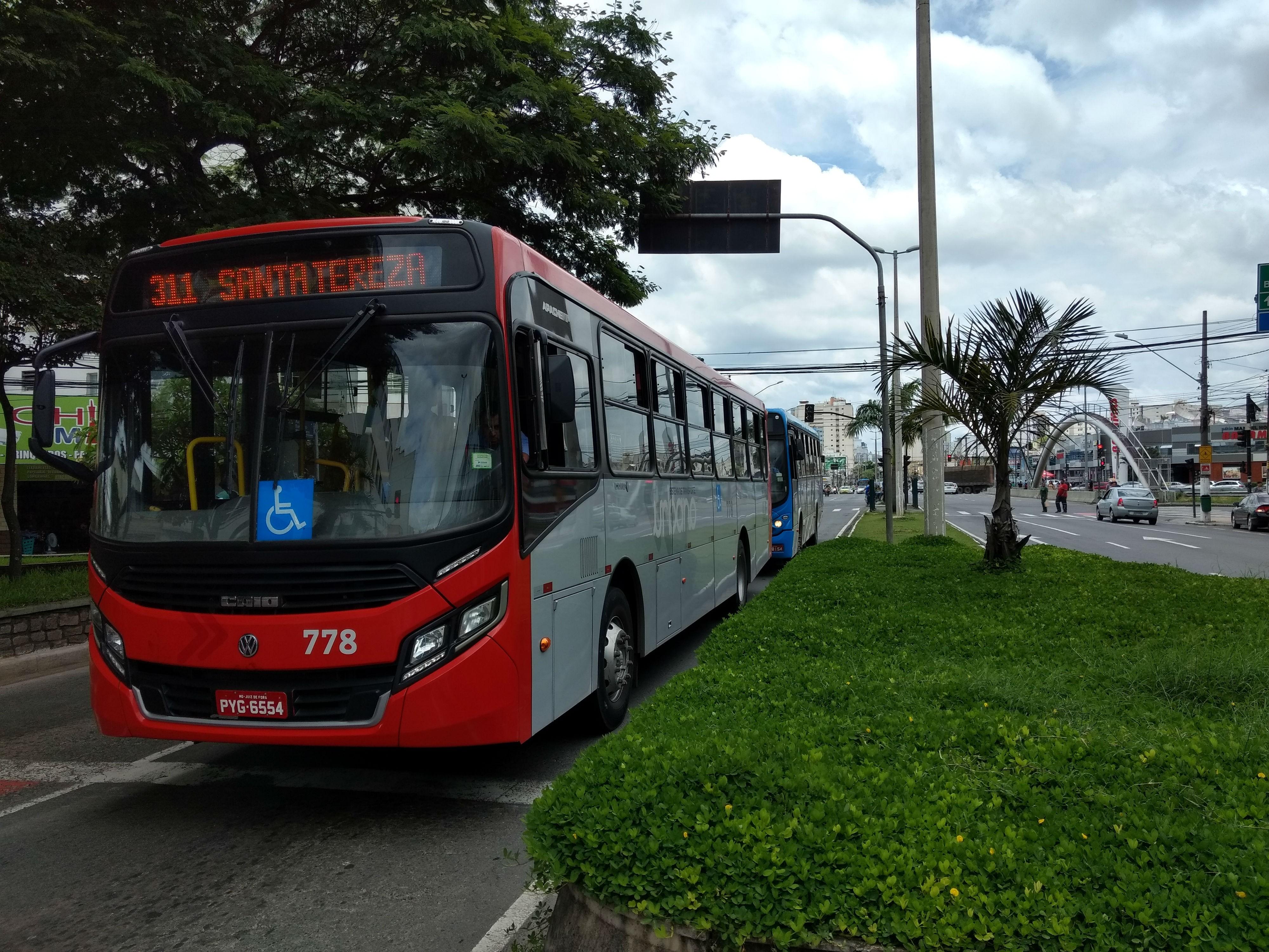 Settra anuncia aumento de linhas de ônibus a partir de segunda-feira em Juiz de Fora