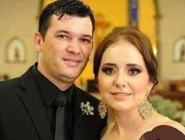 Marido que esfaqueou mulher diz que 'perdeu cabeça' com ciúmes (Facebook/Reprodução)