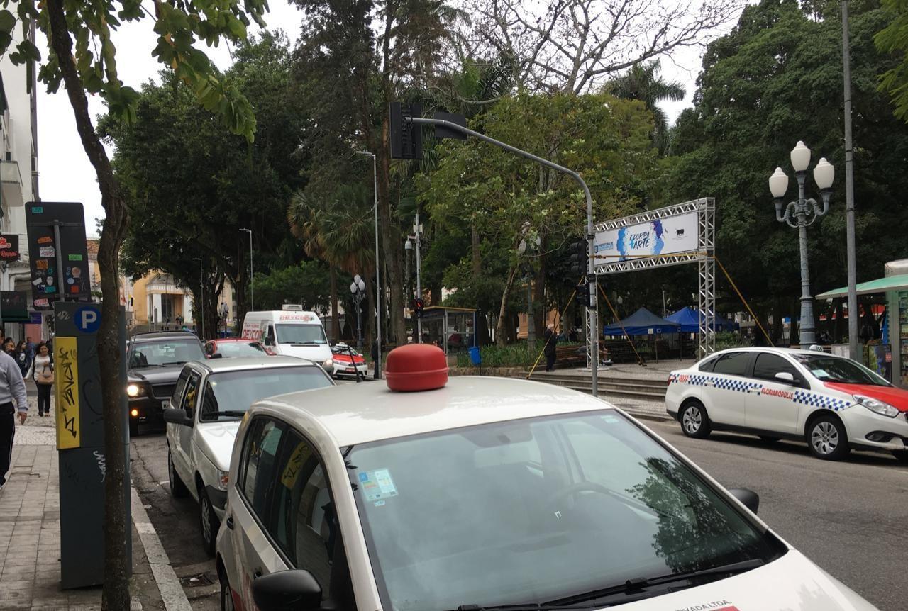 Prefeitura de Florianópolis divulga informações sobre edital de estacionamento rotativo - Notícias - Plantão Diário