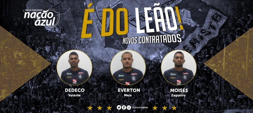 ceac164d561f8 ... Everton e Moisés são os primeiros reforços para Série C do Brasileiro —  Foto