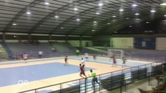 Com gol de goleiro, Valência derrota o Vivaz e conquista a 1ª vitória na Taça RR Adulta