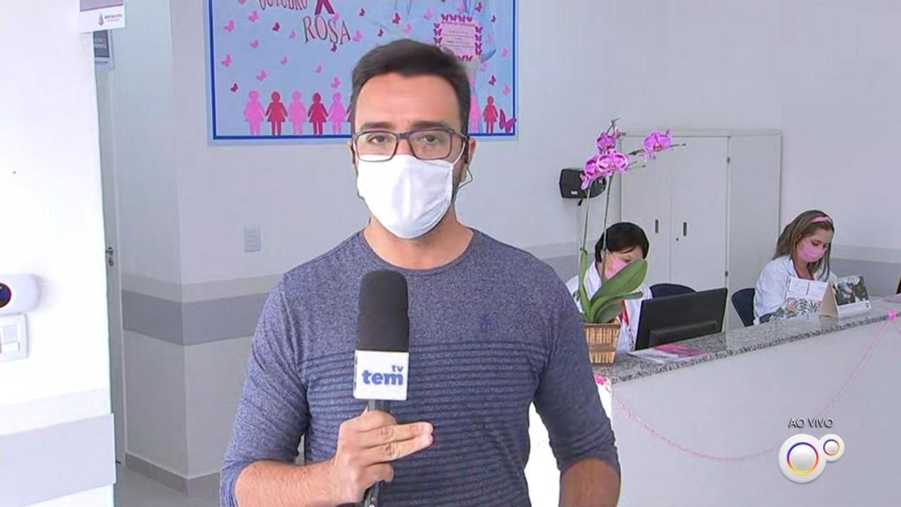 Unidades de saúde realizam Dia 'D' da campanha contra o câncer de mama em Tatuí