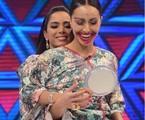 Sabrina Sato e Anitta | TV Record