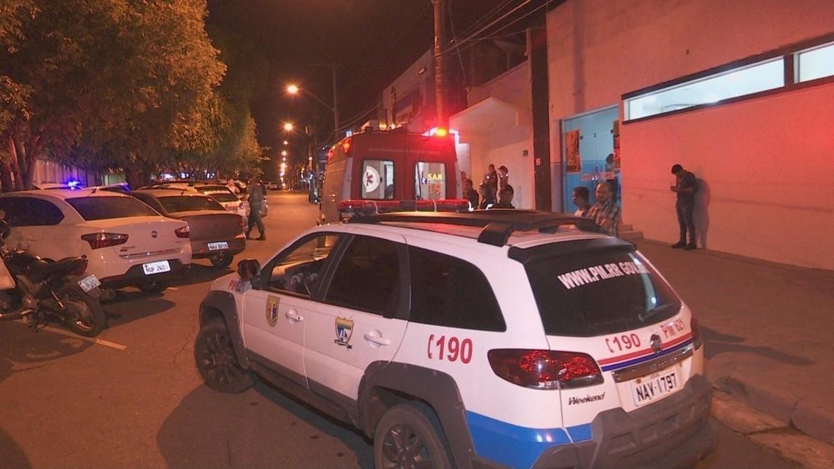 Jovem é morto a tiros ao tentar fugir de assaltantes no Centro de Boa Vista