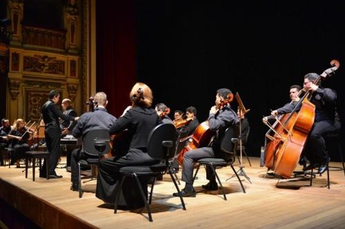 Orquestra de Câmara do Amazonas realiza concerto com obras inspiradas em temas folclóricos - Notícias - Plantão Diário