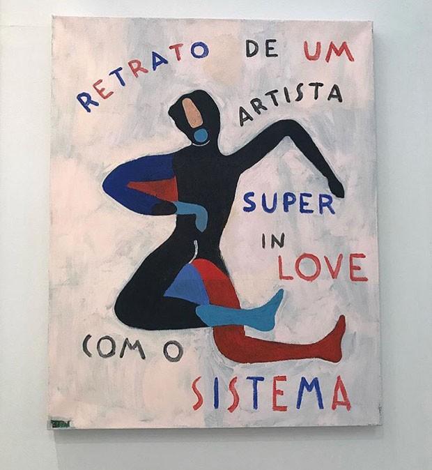 Confira as melhores obras da SP ARTE (Foto: Beta Germano)