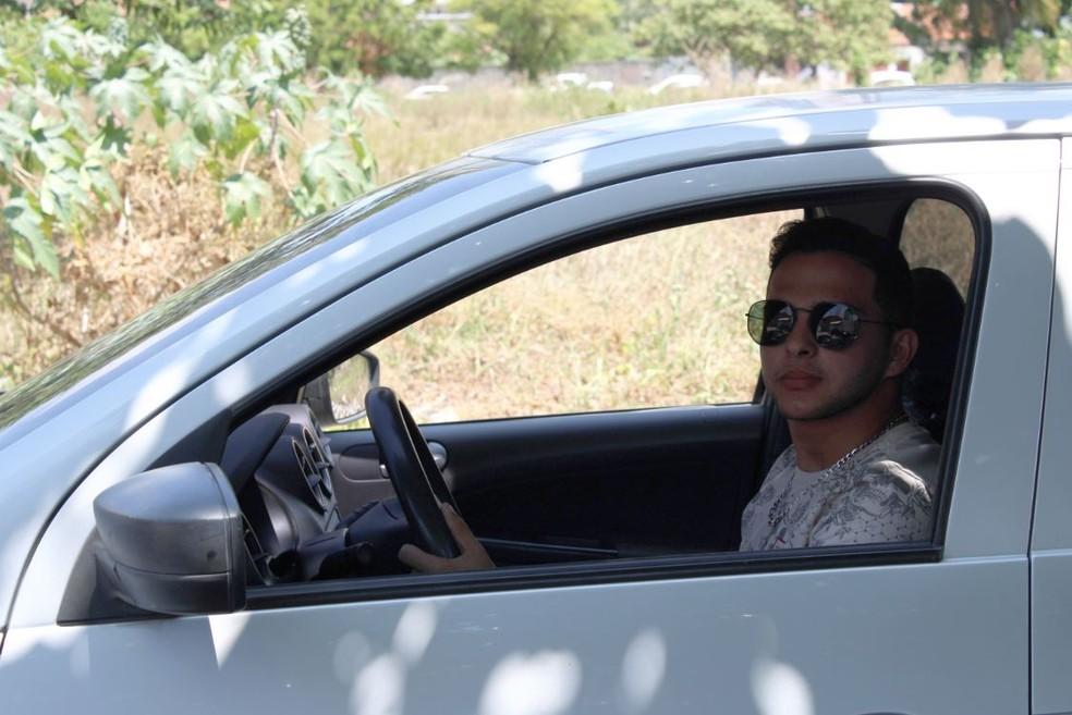 Motorista de aplicativo, Rubem da Mota Duarte passou por processo durante quase 18 meses até conseguir ser inocentado de crime que não cometeu. — Foto: Divulgação/Defensoria Pública