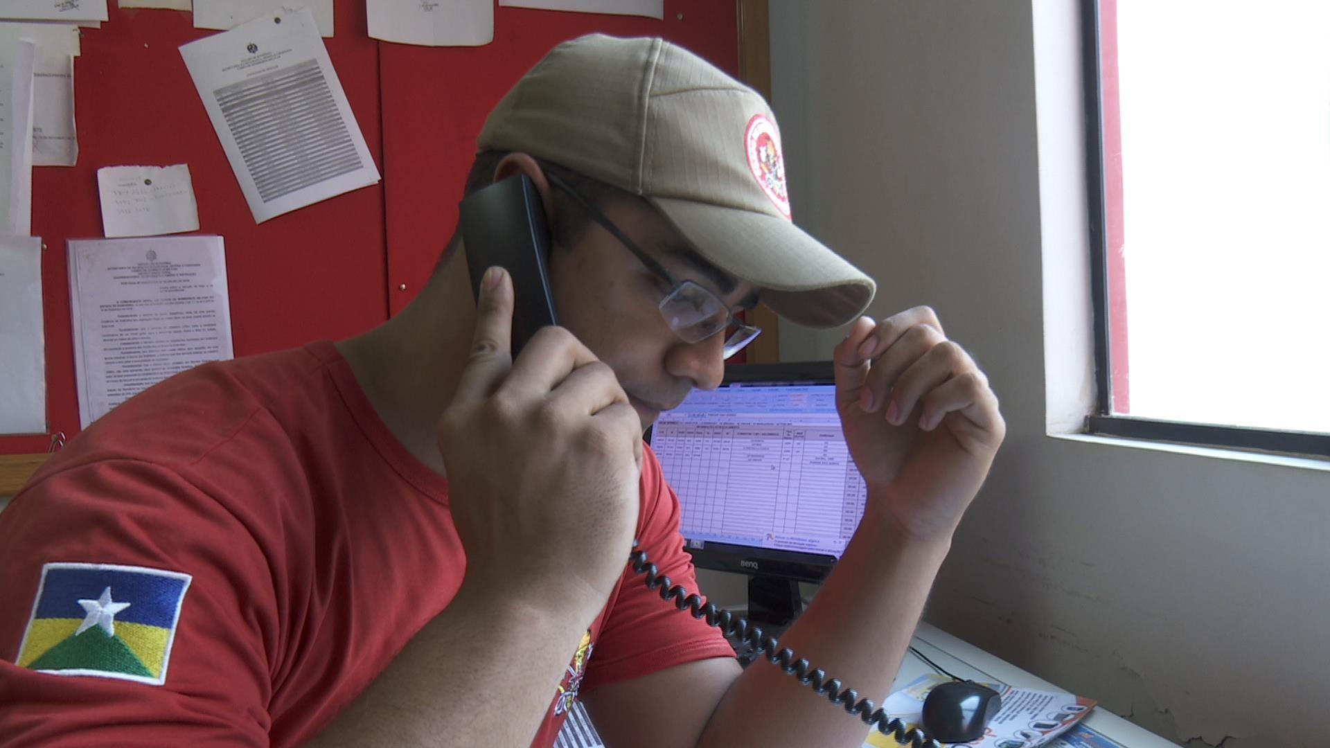Bombeiros de Patos de Minas ficam com linhas telefônicas congestionadas por pedido de informação sobre curso