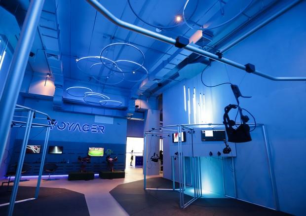 Voyager: JK Iguatemi recebe centro de entretenimento de realidade virtual (Foto: Divulgação)