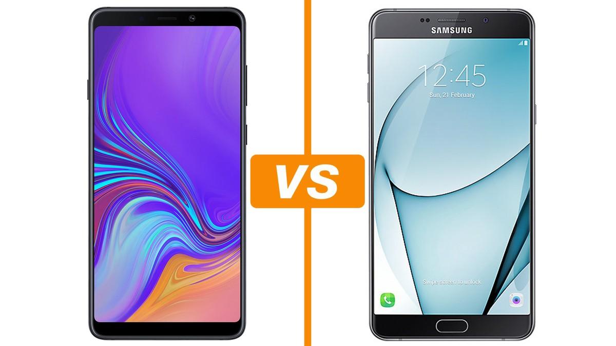 f809ddaa2a O que muda no Galaxy A9 (2018)  conheça diferenças em relação ao Galaxy A9  (2016)