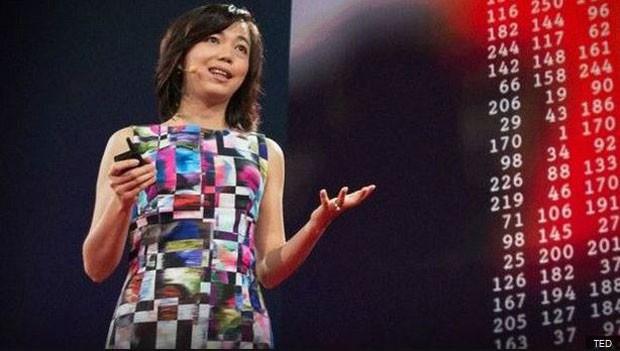Cientista de Stanford, Fei-Fei Li busca ensinar máquinas como enxergar. (Foto: BBC)