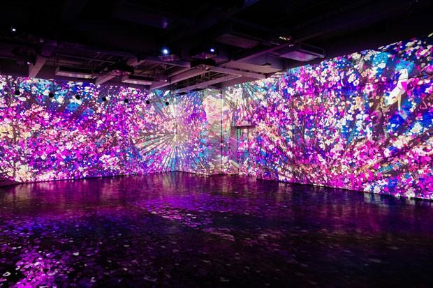 Japan House recebe exposição imersiva pela arte japonesa