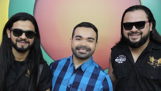 Critical Age relembra sucessos do rock nacional no 'Paneiro' de sábado (16)