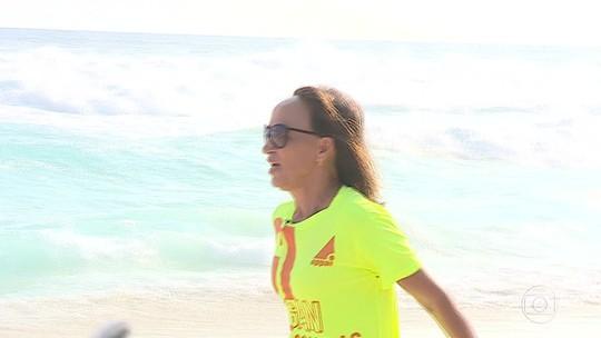 """Campeã de 2002, Marcia Narloch: """"Todo mundo sonha em ganhar a Volta da Pampulha, e eu consegui"""""""