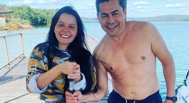 Maraisa e Fabricio Marques (Foto: Reprodução/Instagram)