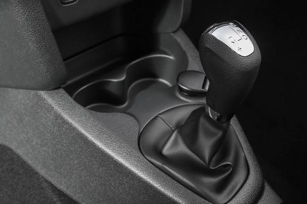 Transmissão automatizada Easy-R (Foto: Reprodução/Renault)