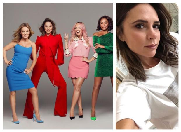 Spice Girls (Foto: Reprodução/Instagram)