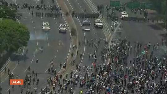 ONU denuncia violação dos direitos humanos na Venezuela
