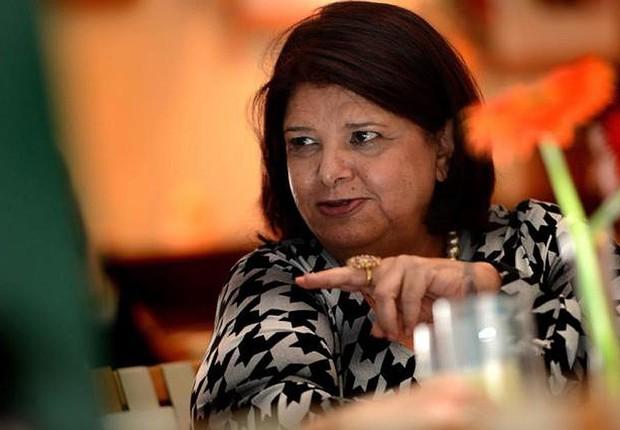 A empresário Luiza Trajano , do Magazine Luiza (Foto: Régis Filho/OGlobo)