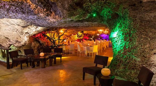 Alux Caverna Lounge (Foto: Repodução/Alux Caverna Lounge)