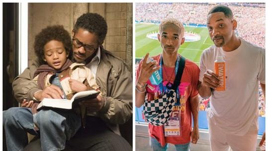 'À Procura da Felicidade': veja como está o filho de Will Smith, Jaden Smith, 14 anos depois