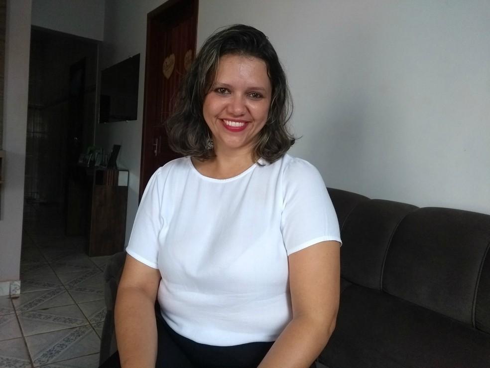 Dora Bueno diz que o incidente aconteceu na segunda tentativa de jogar boliche (Foto: Karen Dencker/Rede Amazônica)