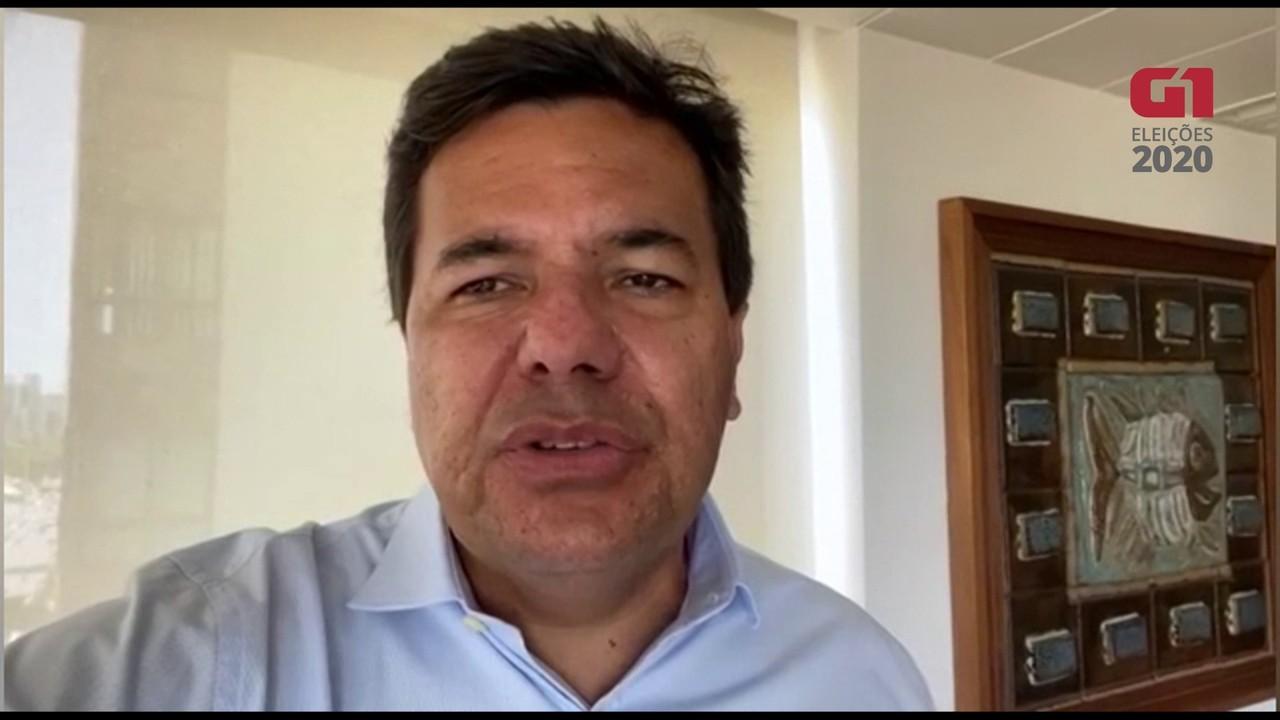 Mendonça Filho (DEM) diz qual é a sua proposta para o Bairro do Recife