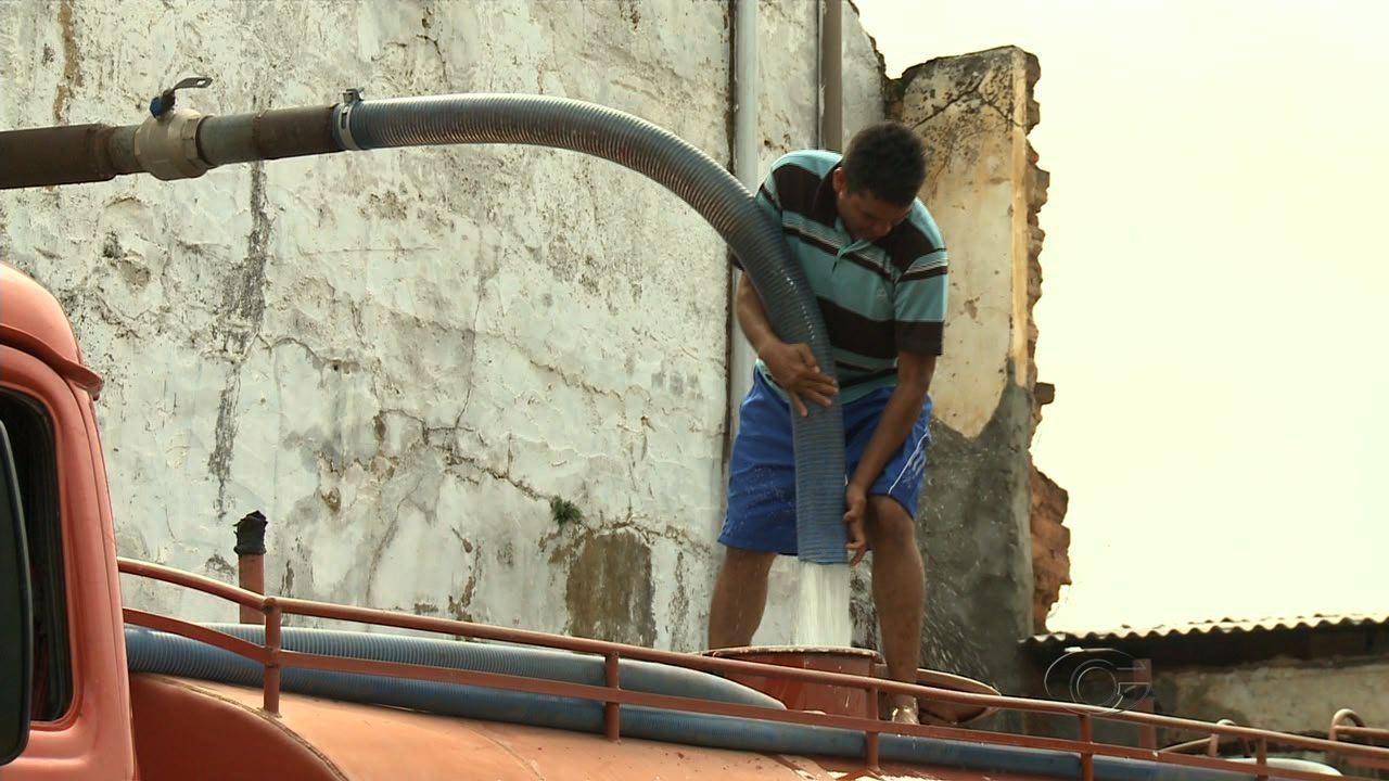 Abastecimento de água em cidades de AL na seca deve custar R$ 2,3 milhões por mês