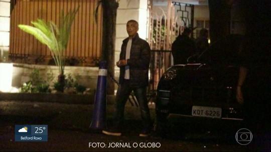 Carro de luxo de Romário é apreendido para abater dívidas