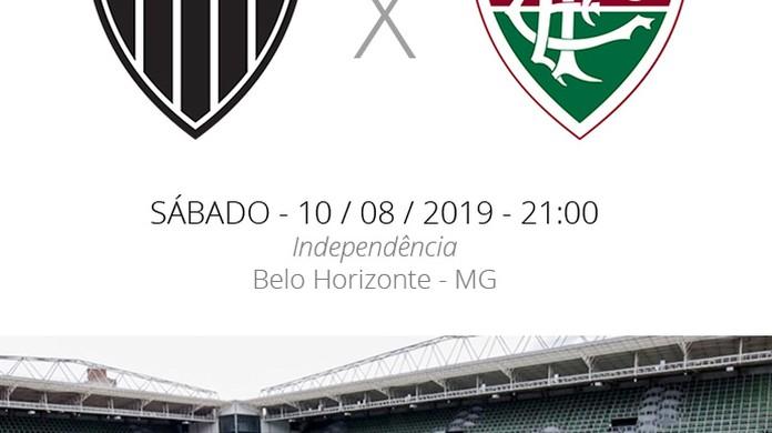 Atletico Mg X Fluminense Tudo Que Voce Precisa Saber Sobre O Jogo Da Rodada 14 Brasileirao Serie A Ge