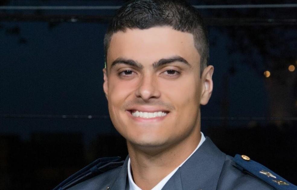 Tenente Marcelo Pain Maciel Filho, de 25 anos — Foto: Arquivo Pessoal