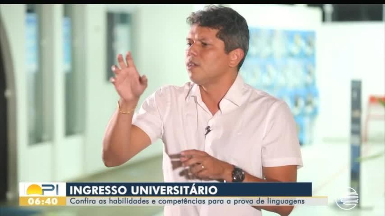Ingresso Universitário 2020: professor diz como fazer boa prova de Linguagens no Enem