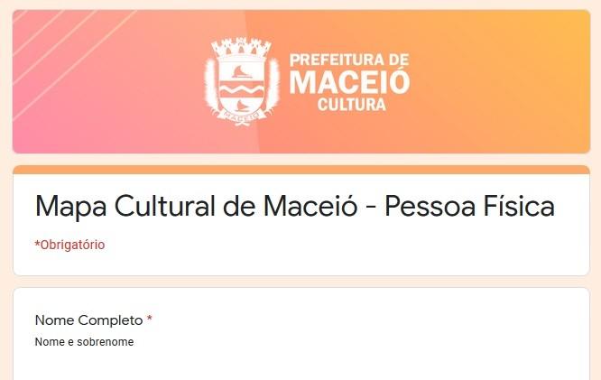 Prefeitura de Maceió dá início ao mapeamento de profissionais da cultura afetados pelo coronavírus