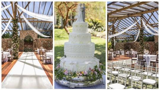 Casamento Marocas e Samuca: confira detalhes da decoração; fotos inéditas!