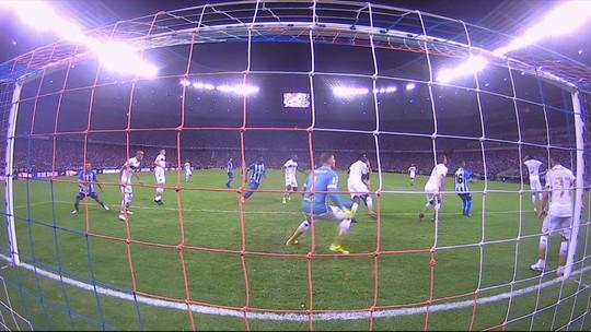 Os gols de Fortaleza 1 x 1 CSA pela 35ª rodada da série B do Brasileirão