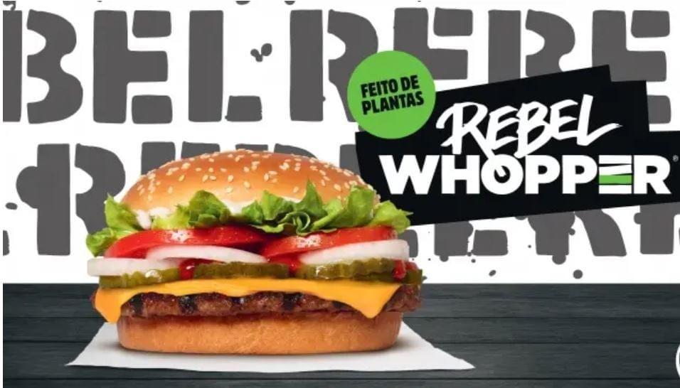 burger king (Foto: Divulgação)