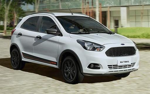Ford Ka Trail Chega Com Visual Aventureiro Por R 47 690 Autoesporte Noticias