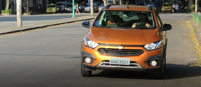 Chevrolet Onix Active 2017