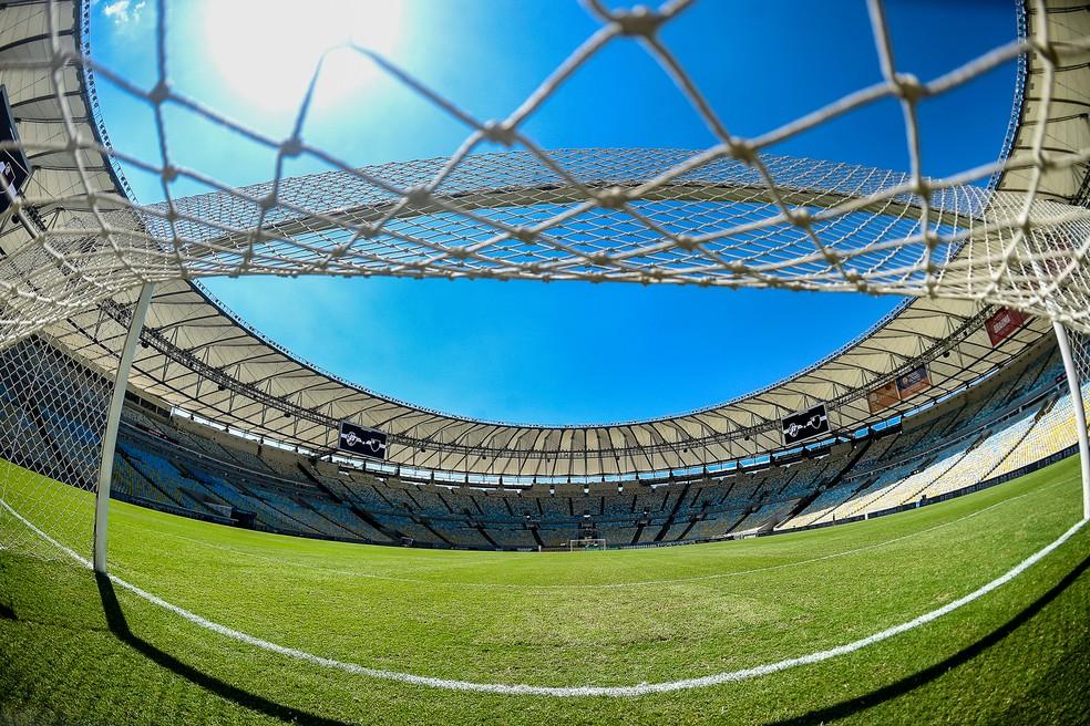 Maracanã será gerido por Fluminense e Flamengo  — Foto: Alexandre Loureiro/BP Filmes
