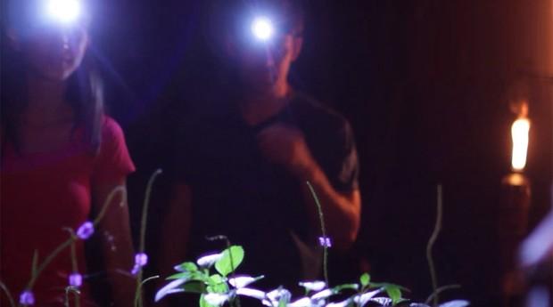 Lanternas para cabeça da Shining Buddy (Foto: Divulgação)
