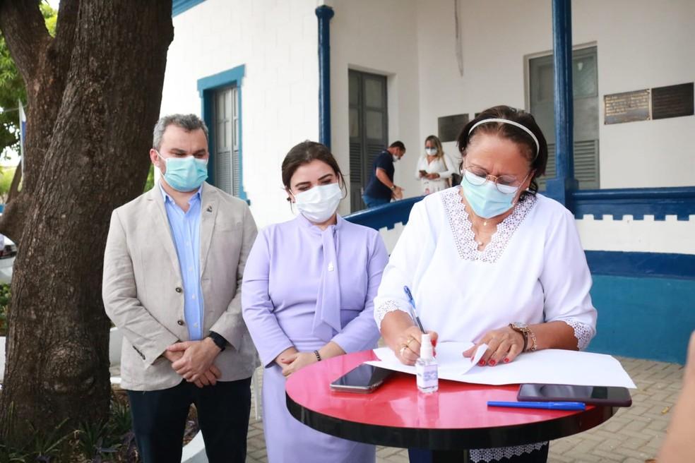 Governadora autoriza realização de novo concurso público para a UERN   Rio Grande do Norte   G1